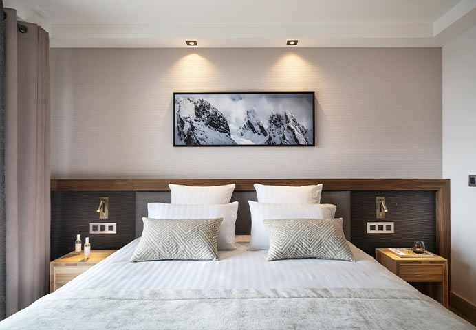 Hôtel Alpen Lodge - La Rosière | MGM