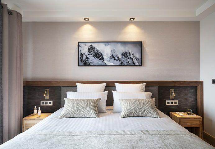 Hôtel Alpen Lodge - La Rosière | MGM Hôtels & Résidences