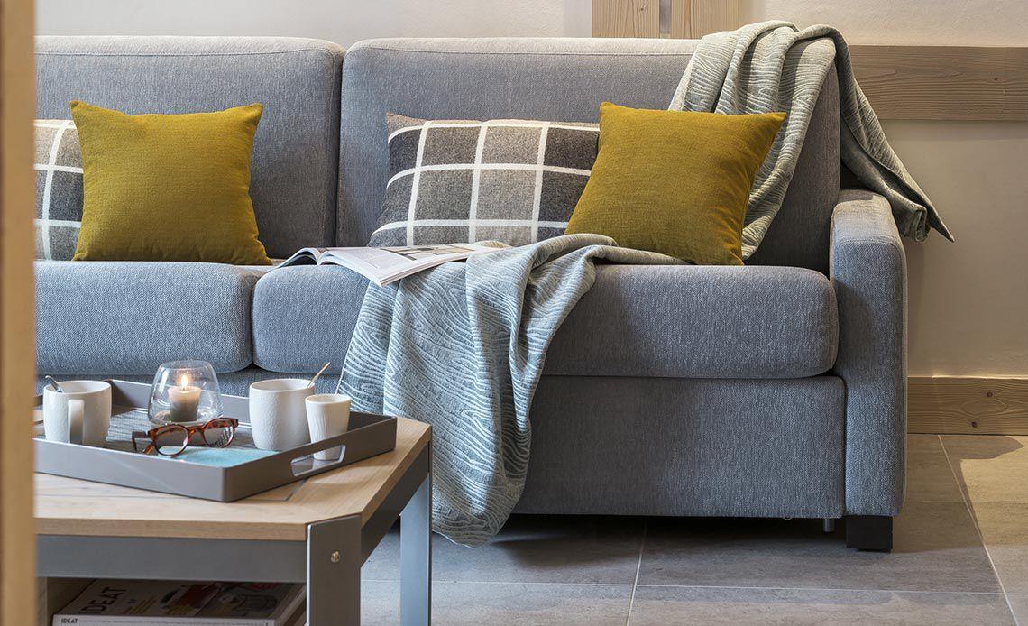 Livingroom | Hôtel Les Suites du Roc des Tours | MGM Hôtels & Résidences