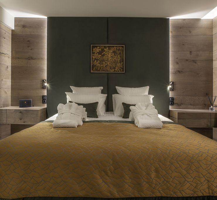 Chambre  | Rivage hôtel & Spa | MGM Hôtels & Résidences