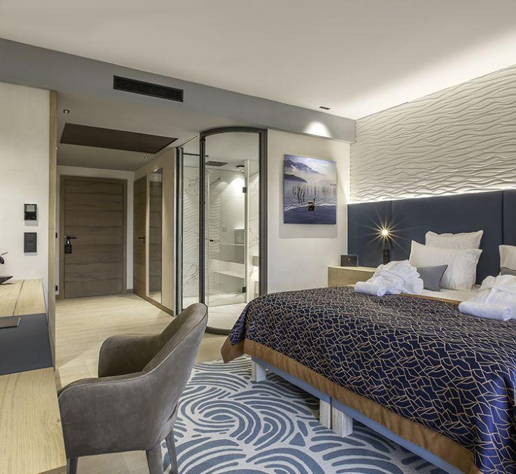 Chambre  | Rivage Hôtel & Spa| MGM Hôtels & Résidences