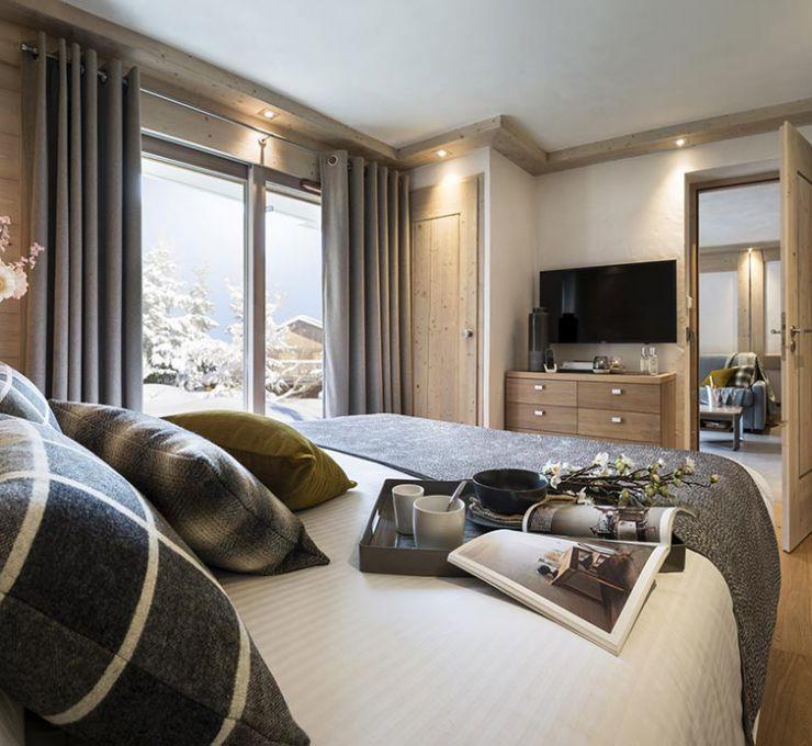 Parentale Suite  | Hôtel Les Suites du Roc des Tours | MGM Hôtels & Résidences