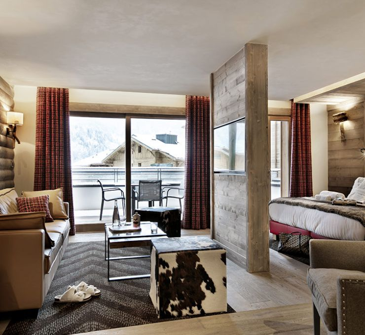 Suite Comfort - Suites d'Alexane - Samoëns | MGM Hôtels & Résidences