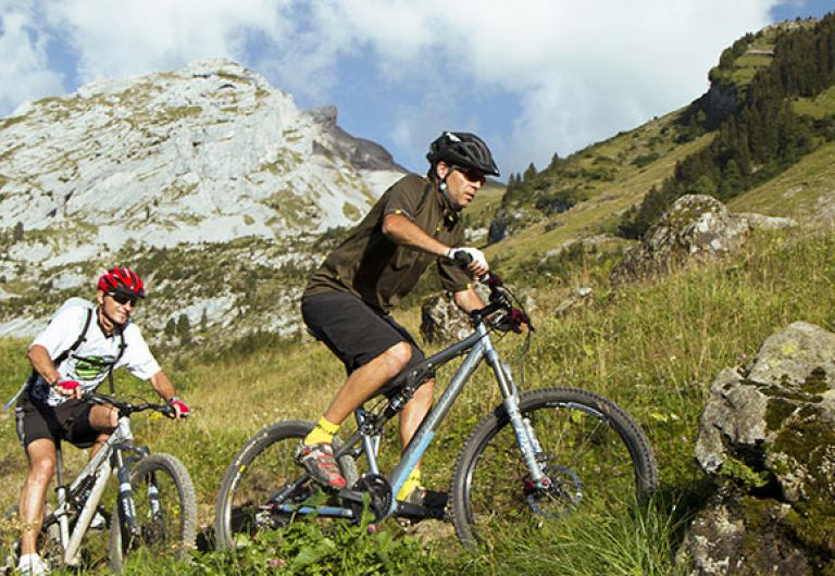 100% Mountain bike stay - Le Grand-Bornand | MGM Hotels & residences