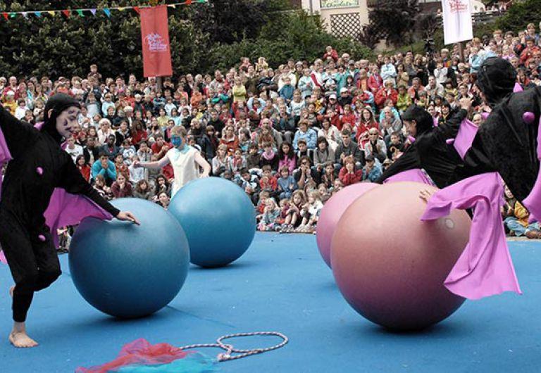 Séjour spécial « Festival Au Bonheur des Mômes »