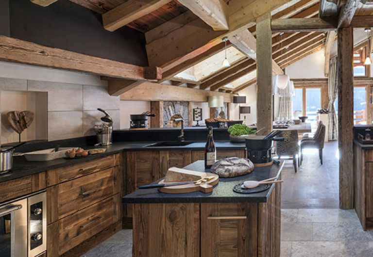 Premium stay Chef at the Chalet - La Ferme de Juliette - Le Grand-Bornand | MGM Hotels & Residences