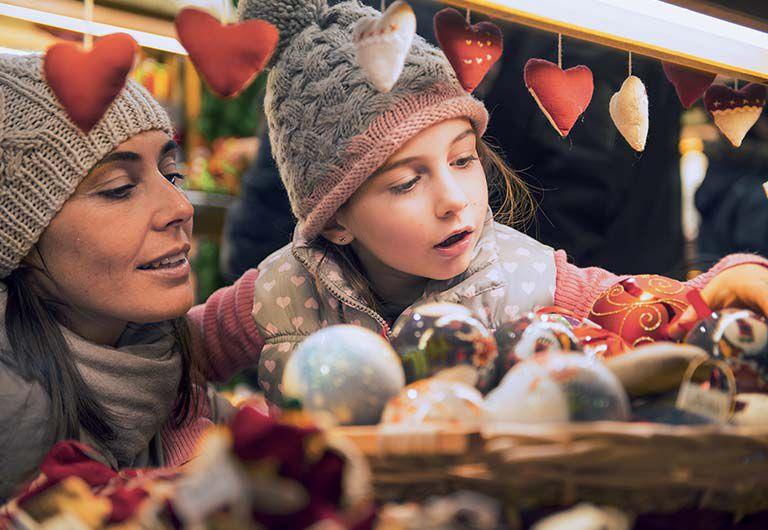 Un Noël Magique en famille | Vacances à la montagne | MGM Hôtels & Résidences