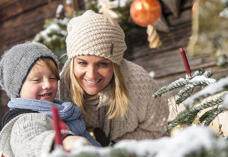 Christmas offer in Les Houches: one night free! | MGM Hôtels & Résidences