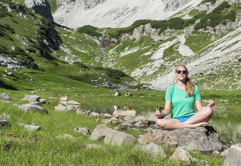 Zen altitude aux Saisies cet été | MGM Hôtels & Résidences