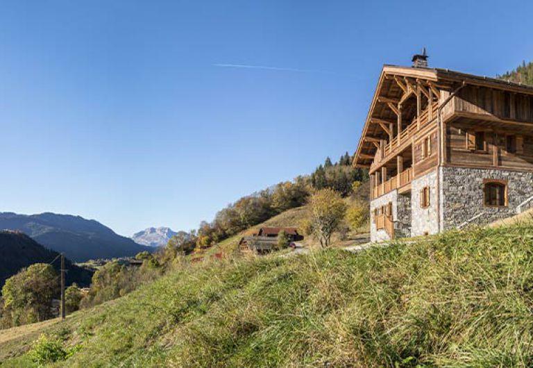 Offre early-booking - Chalet la ferme de Juliette - Le Grand-Bornand | MGM