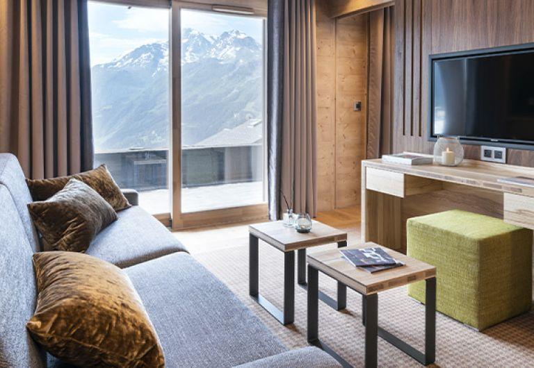 Court séjour à La Rosière - Residence Alpen Lodge - MGM Hôtels & Résidences