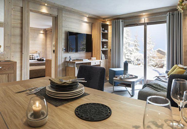 Vacances de noel - Roc des Tours - Le Grand-Bornand | MGM hotels & Résidences