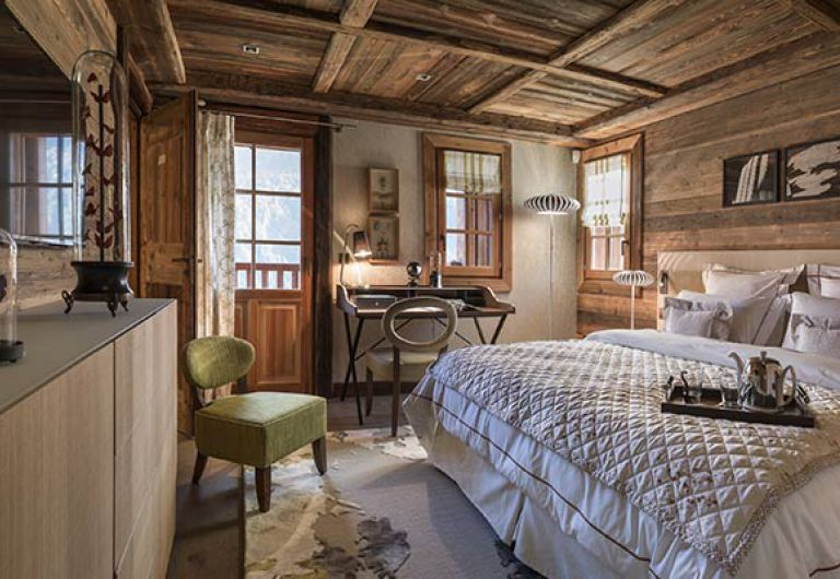 Chalet la ferme de Juliette - Chambre - Le Grand-Bornand | MGM