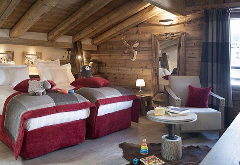 L'Écrin de Jade - chambre d'enfant - Chamonix-Mont-Blanc | MGM