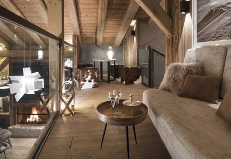 L'Écrin de Jade - mezzanine - Chamonix-Mont-Blanc | MGM