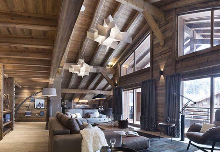 L'Écrin de Jade - salon - Chamonix-Mont-Blanc | MGM