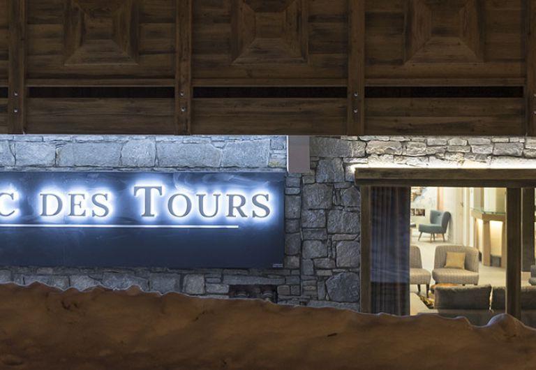 Nocturne - Roc des Tours - Le Grand-Bornand - MGM