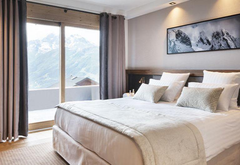 Hôtel Alpen Lodge à La Rosière | MGM Hôtels & Résidences