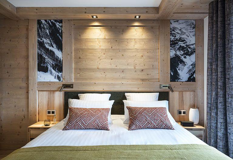 Appartement Chambre Résidence Alpen Lodge - La Rosière | MGM Hôtels & Résidences