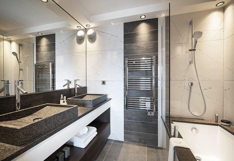 Apartment Bathroom Résidence Alpen Lodge - La Rosière   MGM Hôtels & Résidences