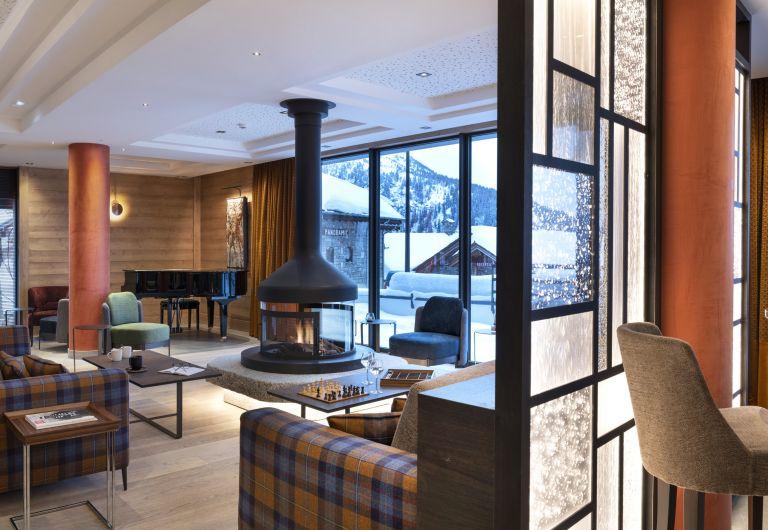 M'Bar & Restaurant - Hôtel Alpen Lodge - La Rosière   MGM Hôtels & Résidences