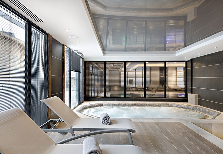 Centre Wellness - Chalets Laska - Les Contamines-Montjoie | MGM Hôtels & Résidences