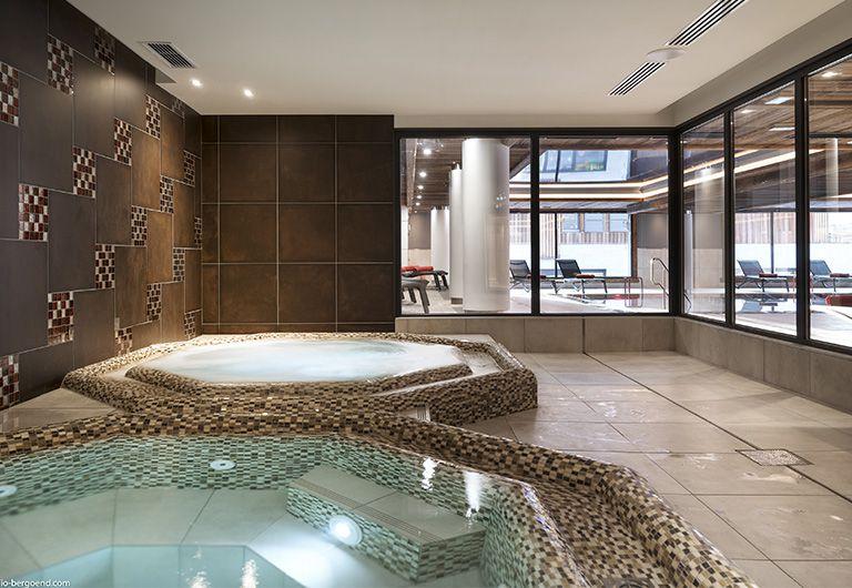 Wellness Center  - Cristal de Jade***** - Chamonix-Mont-Blanc- MGM