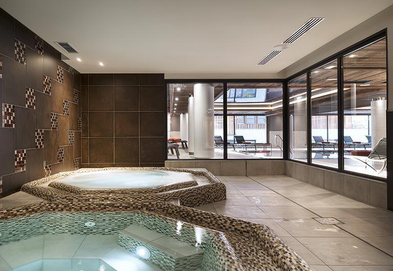 Centre Wellness - Cristal de Jade***** - Chamonix-Mont-Blanc | MGM