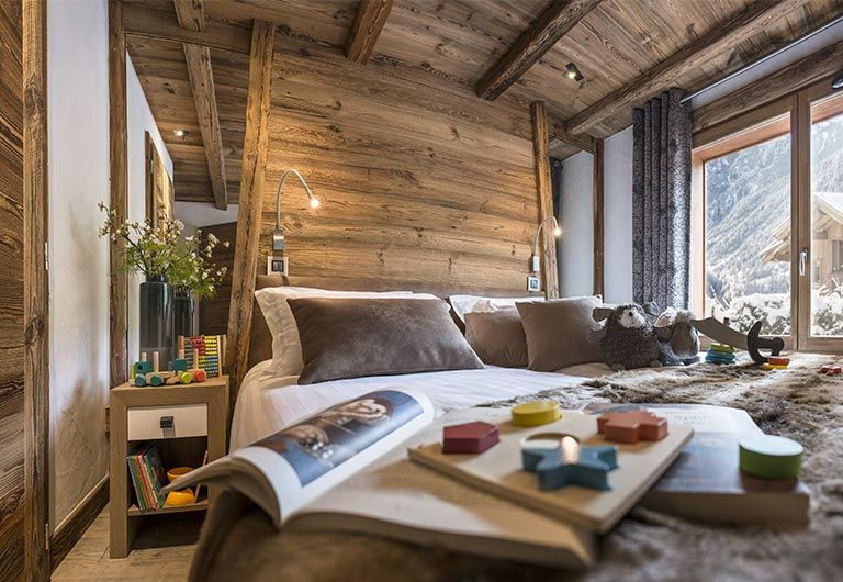 Children & Family  - Cristal de Jade***** - Chamonix-Mont-Blanc- MGM