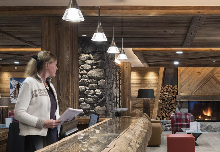 Les services - Cristal de Jade***** - Chamonix-Mont-Blanc | MGM