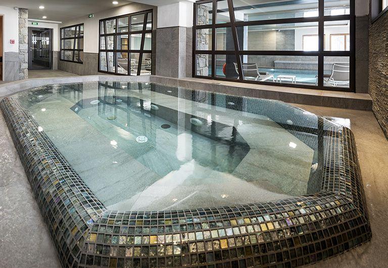 Wellness Centre  - Hotel les Suites du Roc des Tours - MGM Hôtels & Résidences