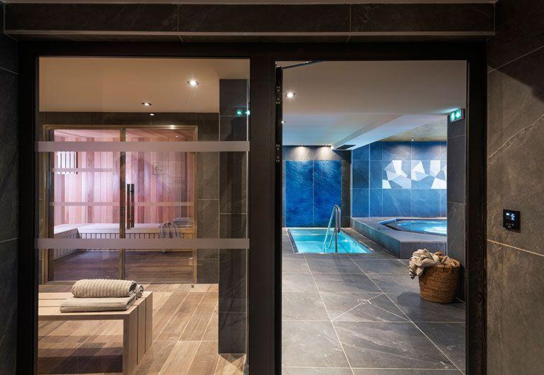Wellness centre | Résidence Amaya - Les Saisies | MGM Hôtels & Résidences