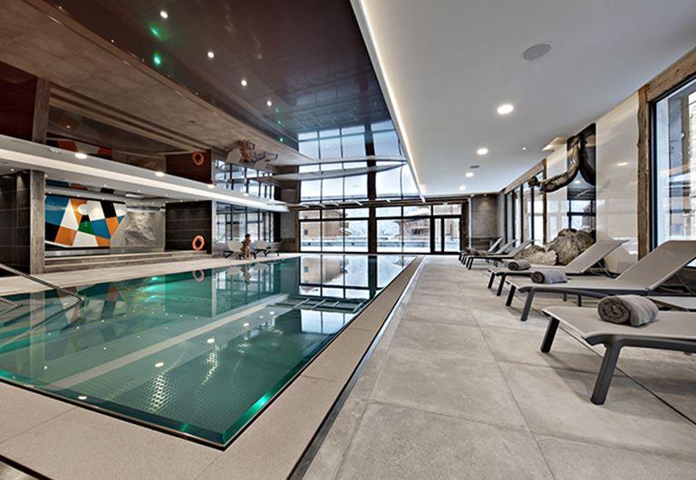 Wellness centre - Hôtel Alpen Lodge - La Rosière   MGM Hôtels & Résidences