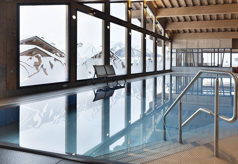 Centre Wellness - Résidence Alpen Lodge - La Rosière | MGM Hôtels & Résidences
