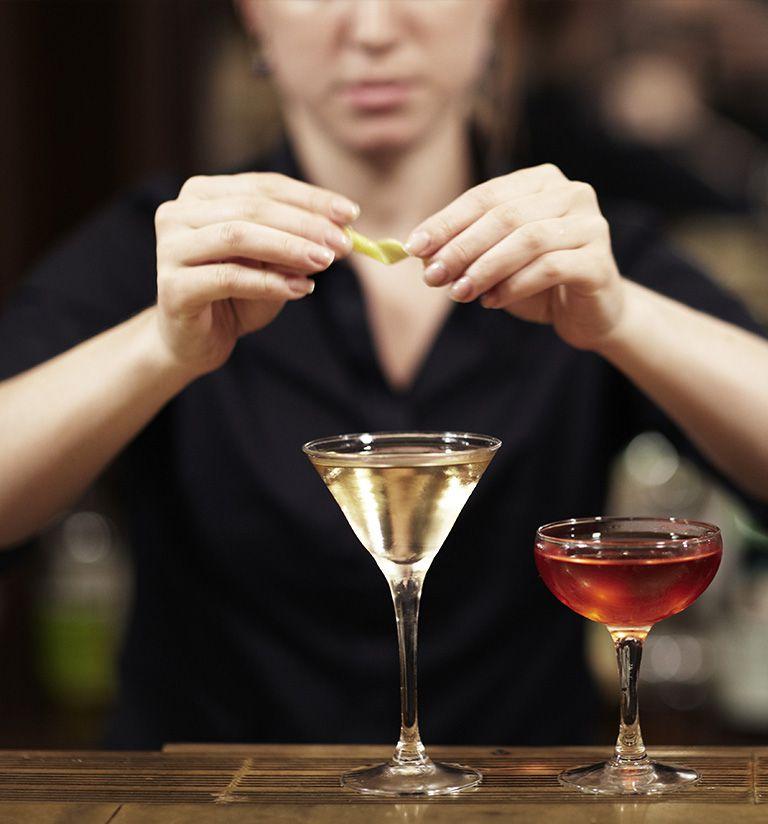 Bar Menu - Cristal de Jade Residence | MGM