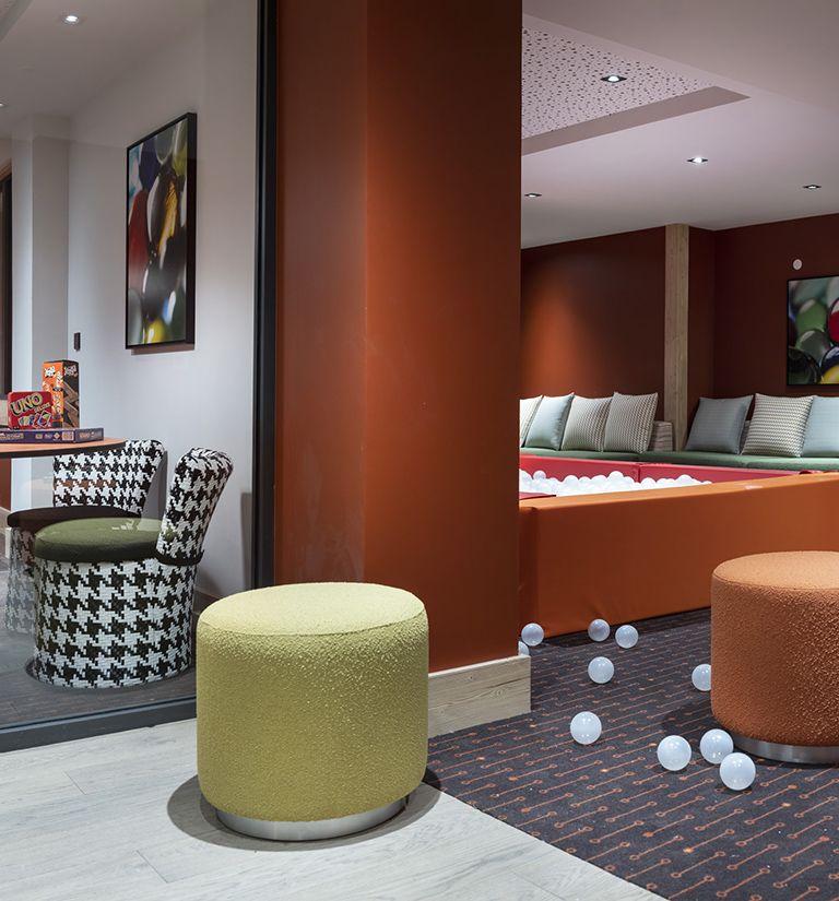 Espace enfants | Résidence Alpen Lodge - La Rosière | MGM Hôtels & Résidences