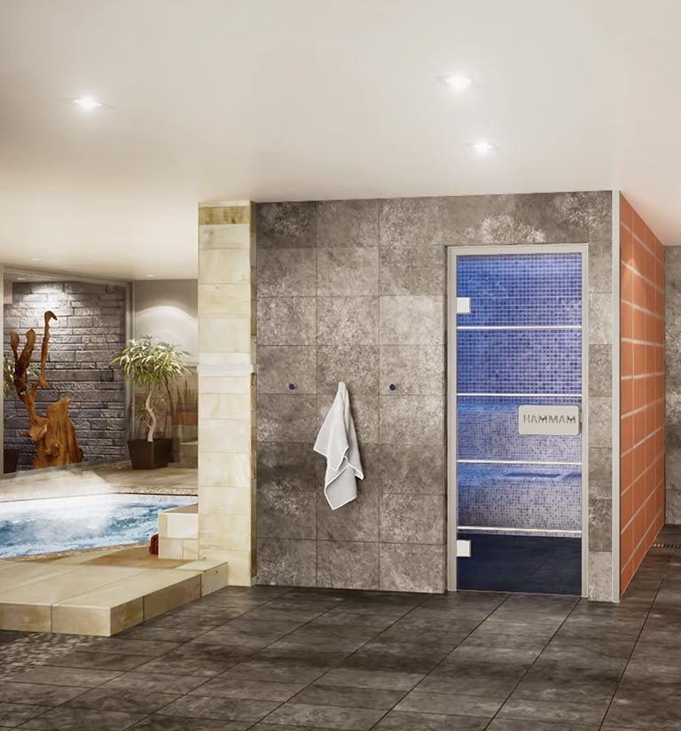 Hammam - Alpen Lodge - La Rosière | MGM Hôtels & Résidences