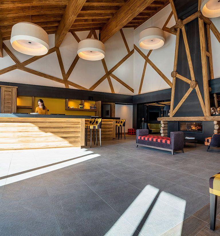 Bar Lounge - Résidence amaya - Les Saisies   MGM Hôtels & Résidences