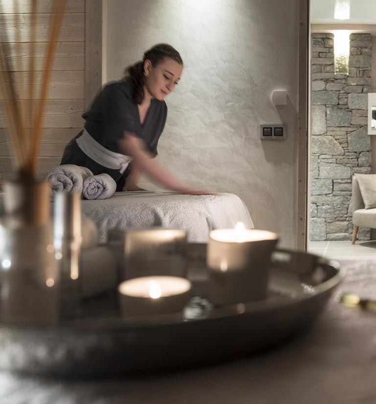 Pure Altitude© products- Résidence Alpen Lodge - La Rosière | MGM Hôtels & Résidences