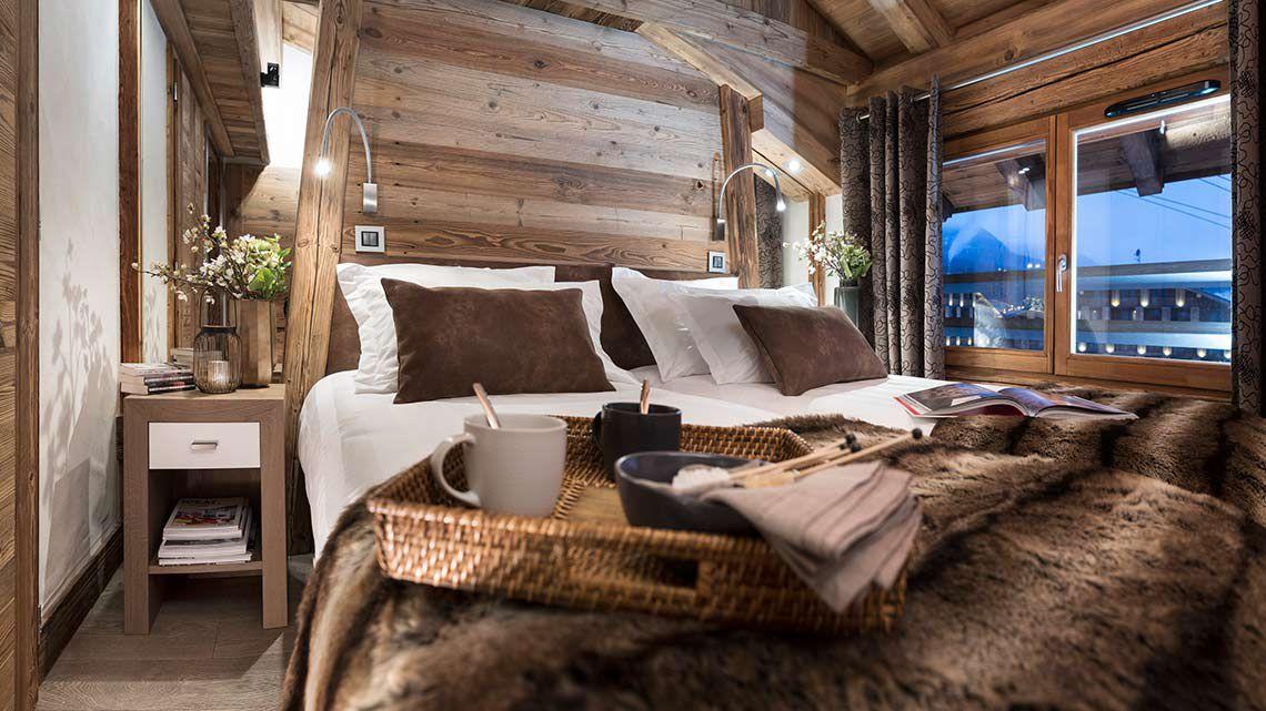 Bedroom au cristal de Jade - Chamonix
